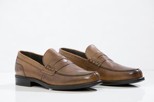 KEBO leather loafers