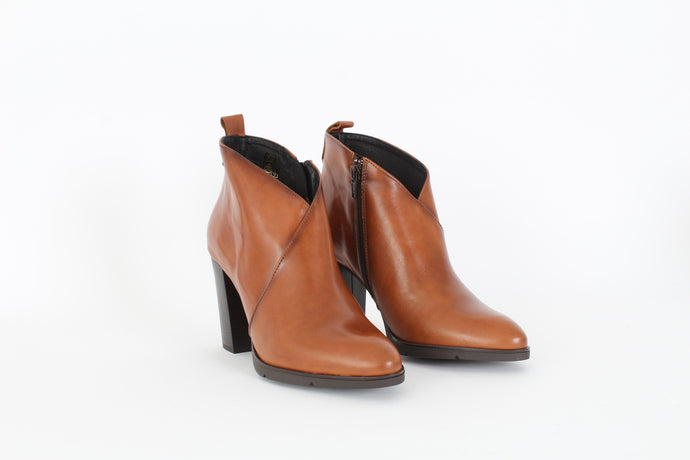 BARMINTON Zipped booties