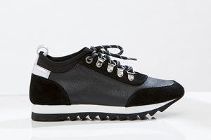 SANTINI lace-up sneakers