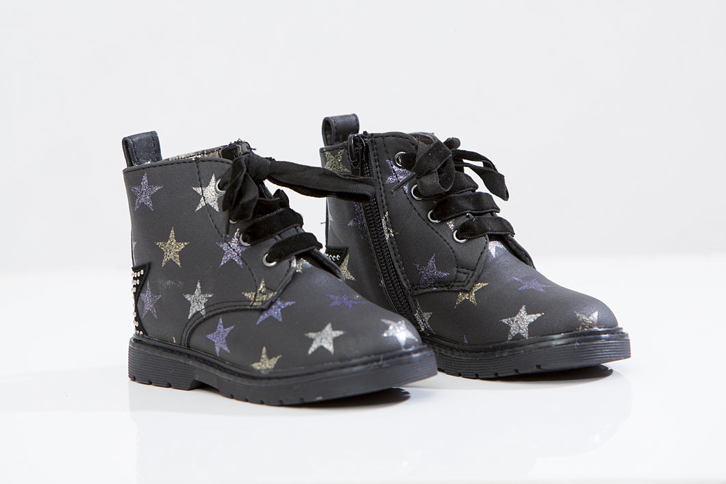 ASSO High lace-up boot