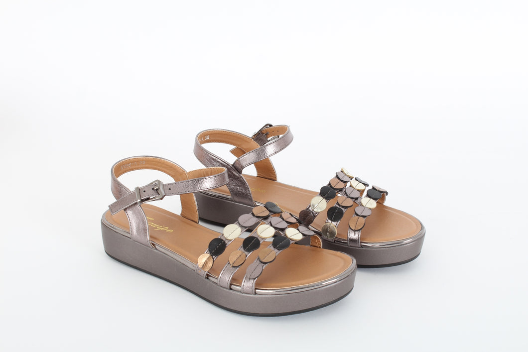 EQUIPE Ancient Greek sandals