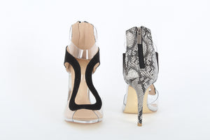 GLAMOUR BELLA Heel sandals