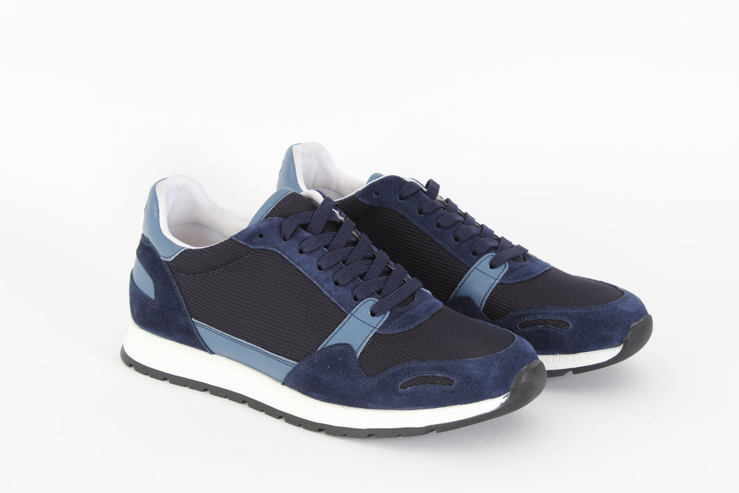 MARIO CERRUTTI Street-life low-top sneakers