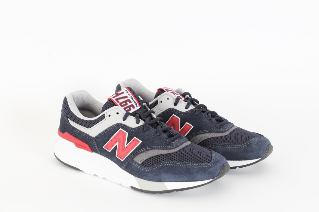 NEW BALANCE Lifestyle mesh sneakers