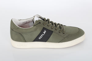 REPLAY Men ' s Depreet lace up sneakers