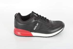 REPLAY Men ' s win-gates lace up sneakers