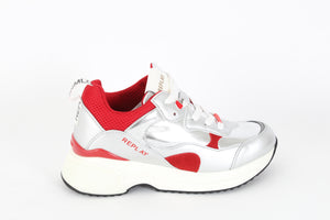 REPLAY Camrose lace-up sneakers