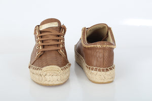 REPLAY lace up espadrilles