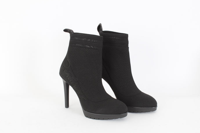 REPLAY High heel sock-style boots