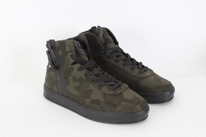 REPLAY Keller mid cut sneakers