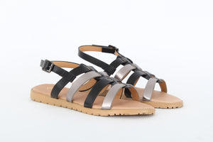 SLASH Cage-style sandals