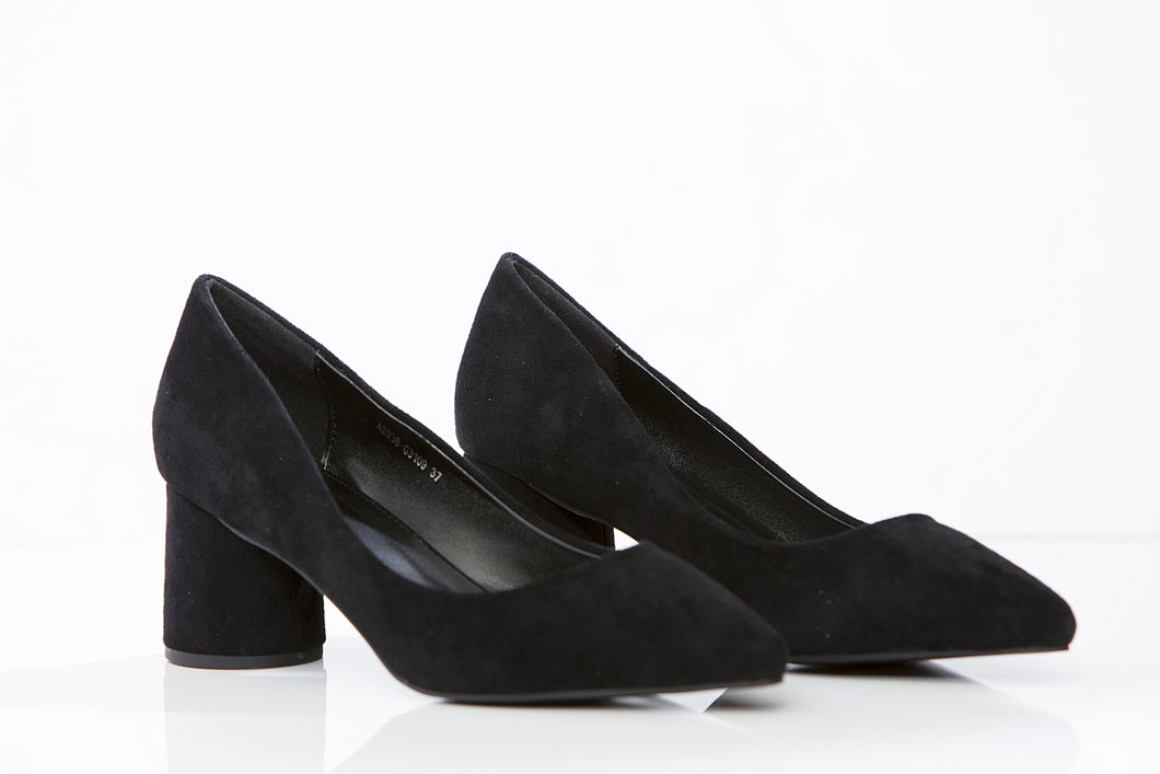 SLASH Low heel pumps