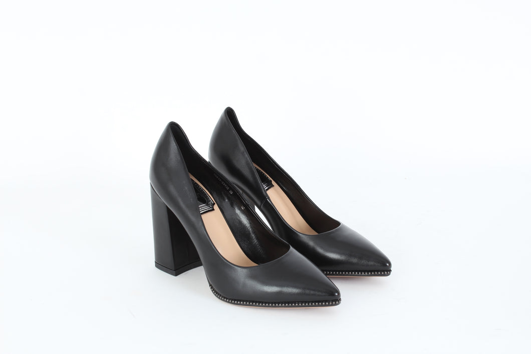 SLASH High-heel pump