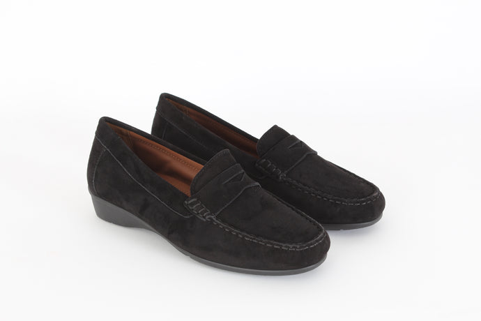 EXTIME  slip-on loafers