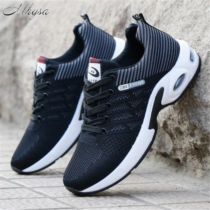best service 0ee09 52dfb Mhysa 2019 New spring and autumn summer lightweight casual shoes men s  comfortable breathable soft lightweight flat