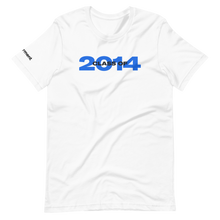 Load image into Gallery viewer, Class of 2014 T-Shirt (Uni-sex)