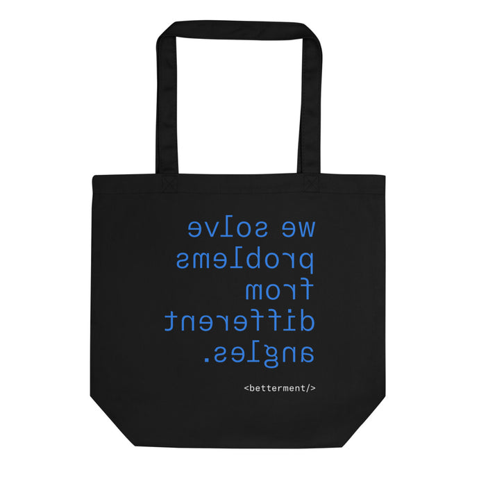 Different Angles Tote