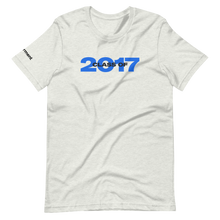 Load image into Gallery viewer, Class of 2017 T-Shirt (Uni-sex)