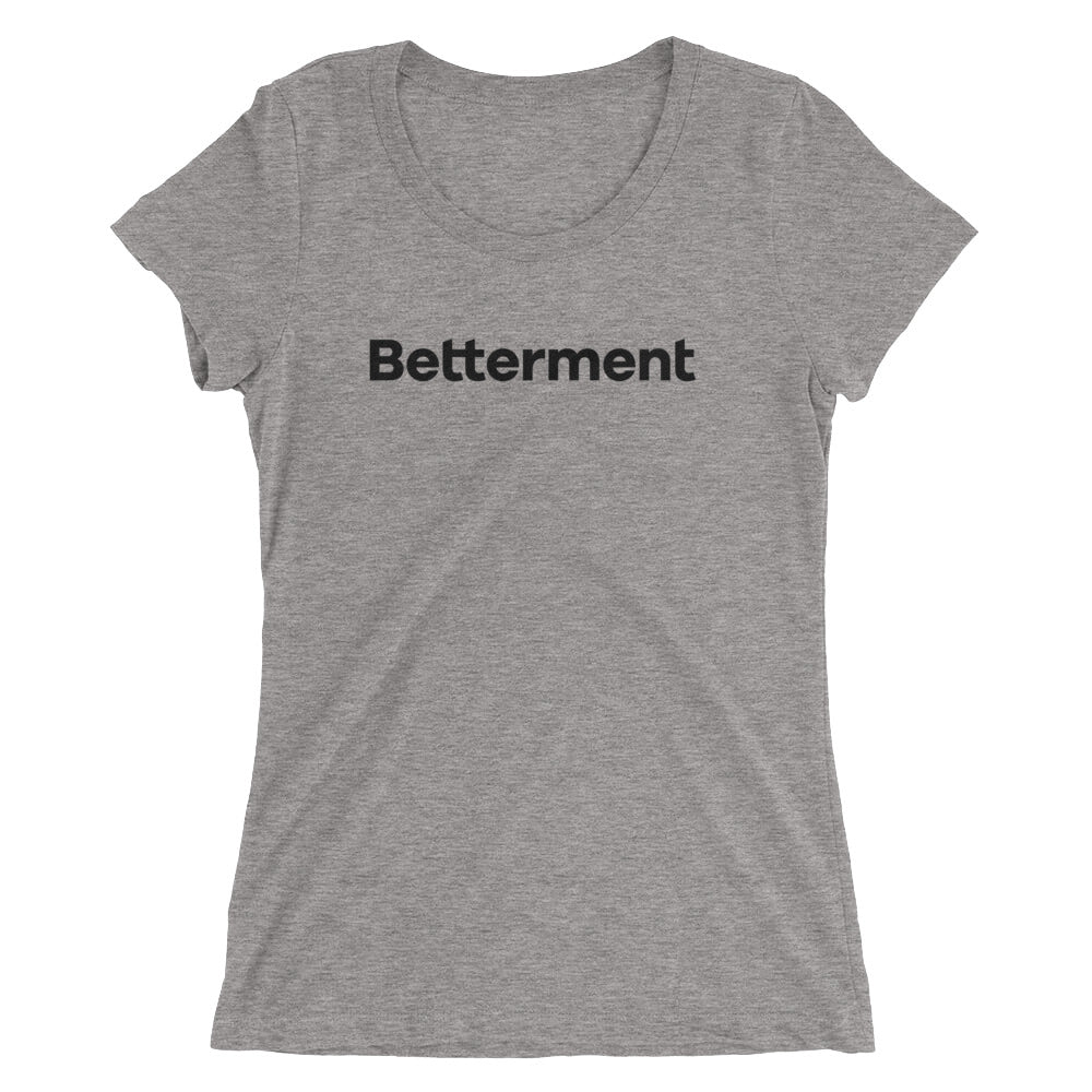 Ladies' Betterment T-Shirt
