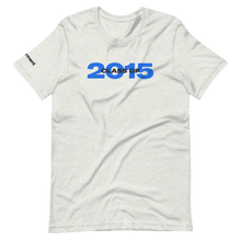Load image into Gallery viewer, Class of 2015 T-Shirt (Uni-sex)