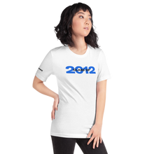 Load image into Gallery viewer, Class of 2012 T-Shirt (Uni-sex)