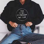 """BAD GIRL ART CLUB"" HOODIE"