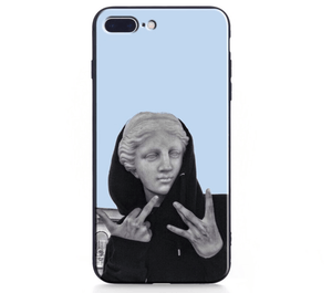 """MICHELANGELO"" IPHONE CASES"