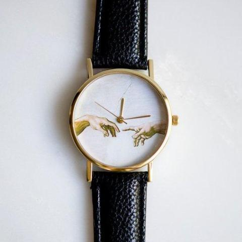"""MICHELANGELO CREATION"" WATCH"
