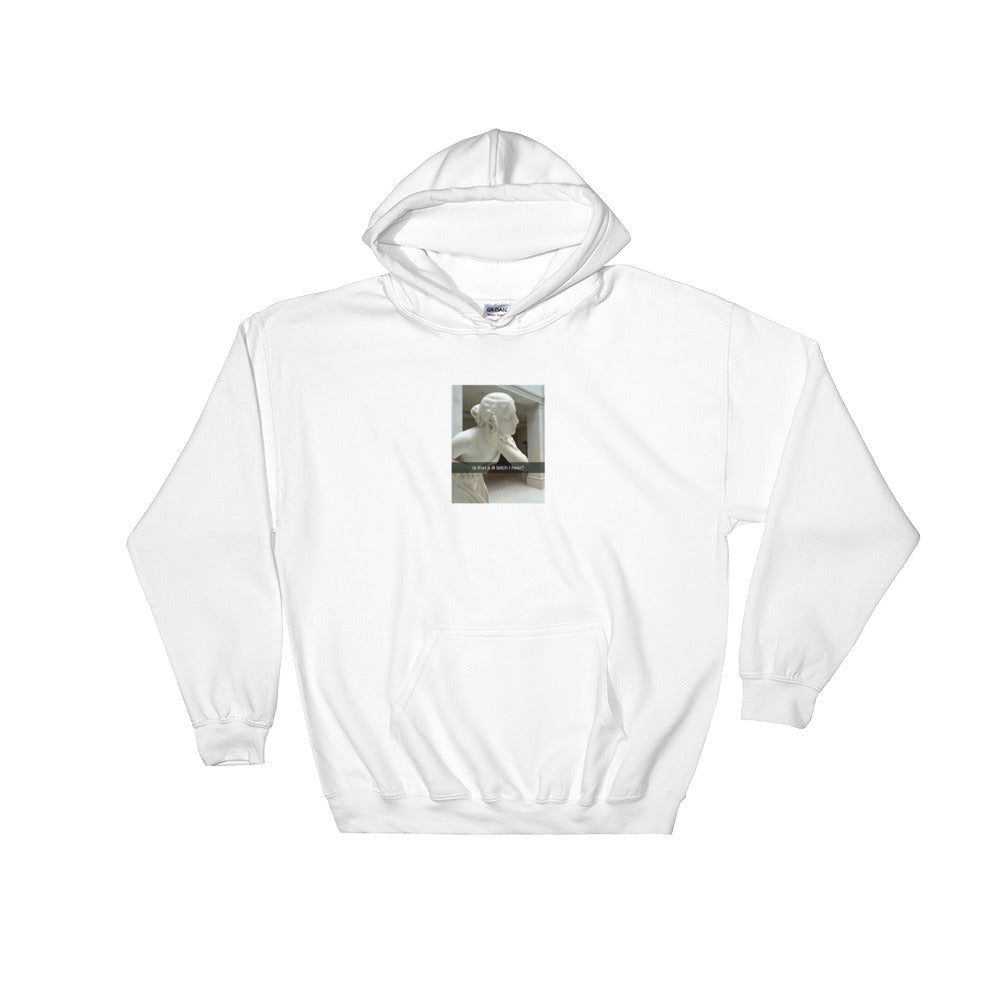 """IS THAT A LIL B*?"" HOODIE"