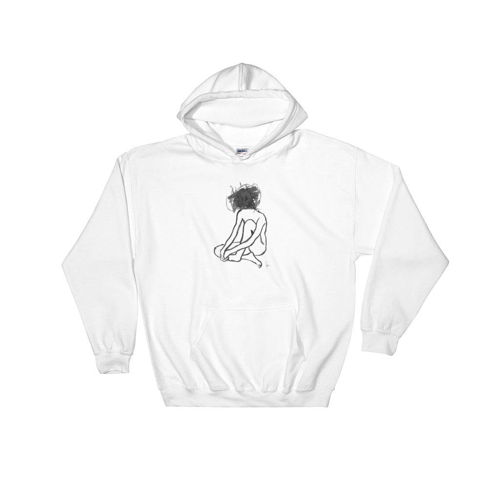 """MIND BLOWN"" ART HOODIE"