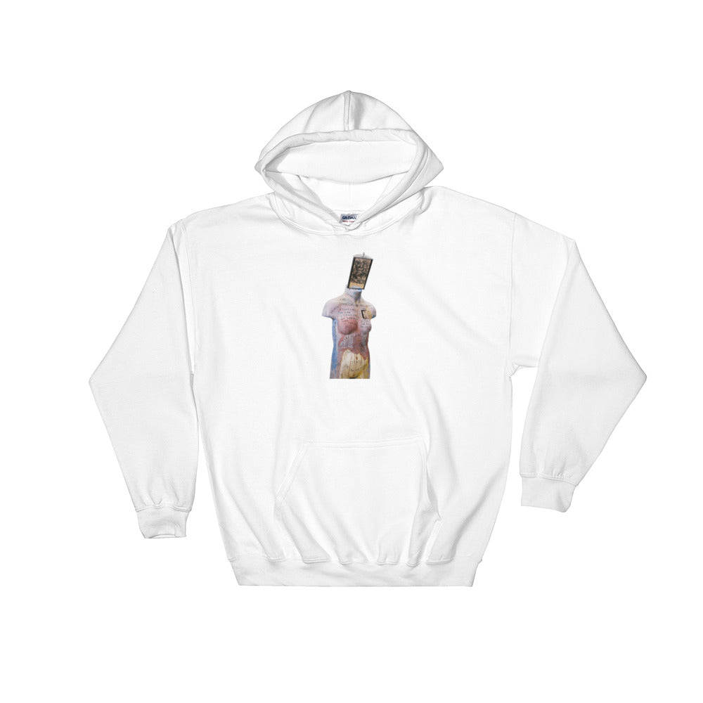 """SEE WHO YOU WANT TO SEE"" HOODIE"