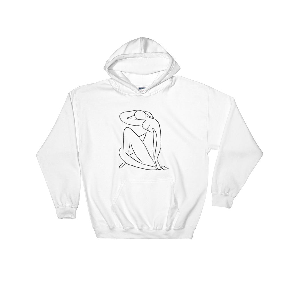 """MATISSE INSPIRED"" HOODIES"