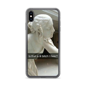 """IS THAT A LIL B*"" IPHONE CASE"
