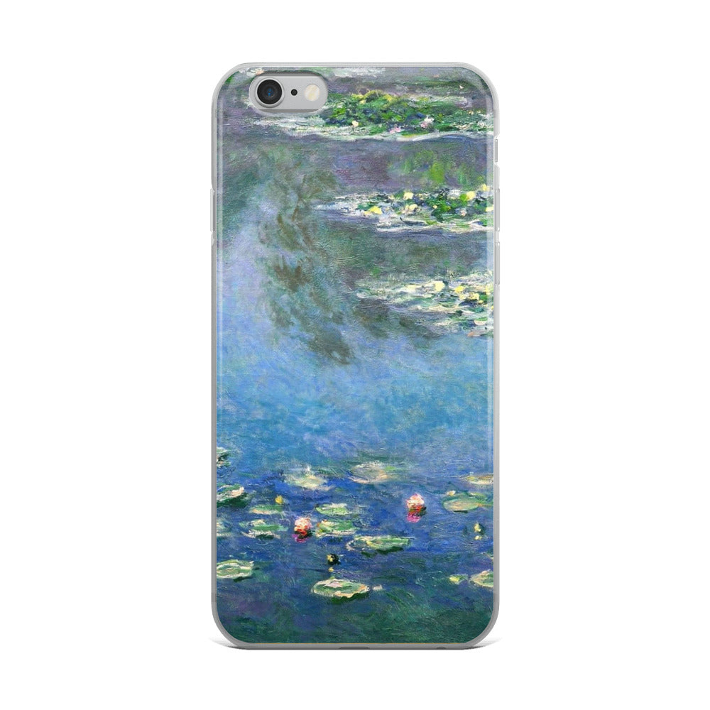 """WATER LILIES"" MONET IPHONE CASE"