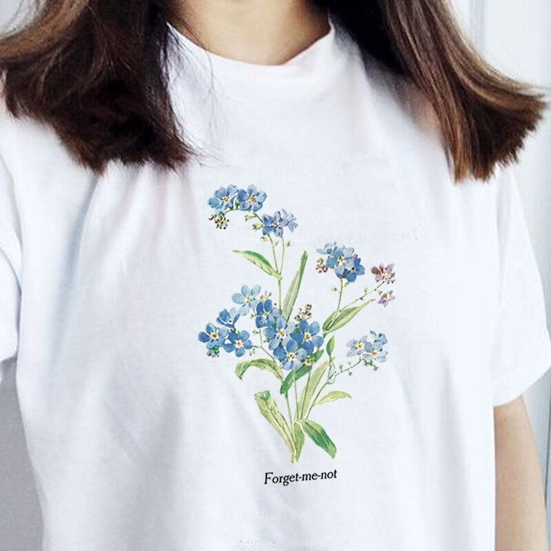 """Forget Me Not"" TEE"