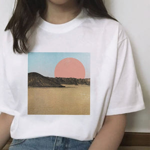 """The great wave"" TEE"