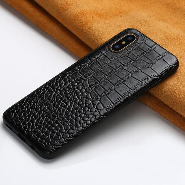 """Croco Skin""  Iphone cases"