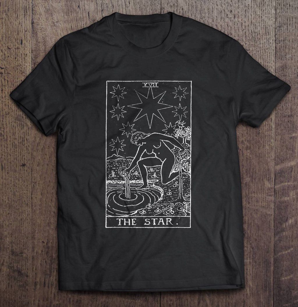 """The Star Tarot Card"" TEE"