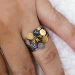 """Astrology"" Rings"