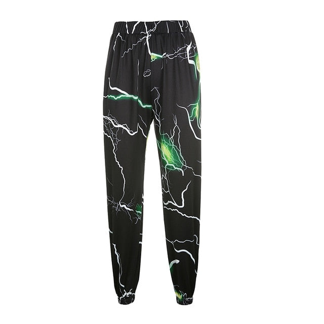 """ Aesthetic Lightning""  Pants"