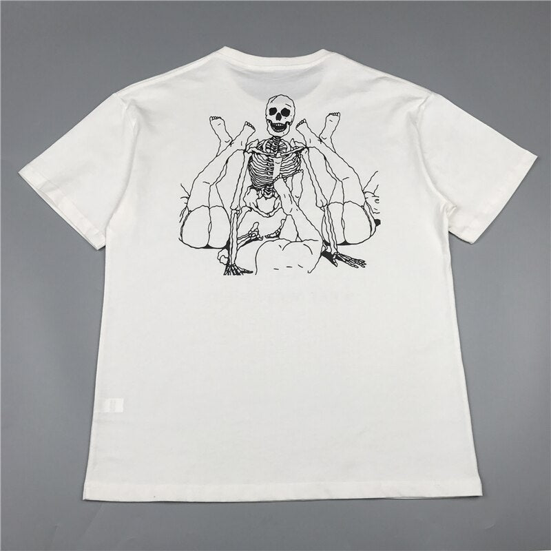"""Aesthetic Skeleton"" TEE"