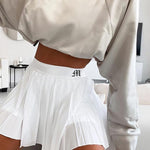 """Aesthetic Pleated"" SKIRT"