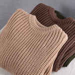 """Arty Knitted' SWEATER"