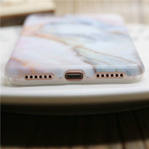 """ART Marble"" IPHONE CASE"