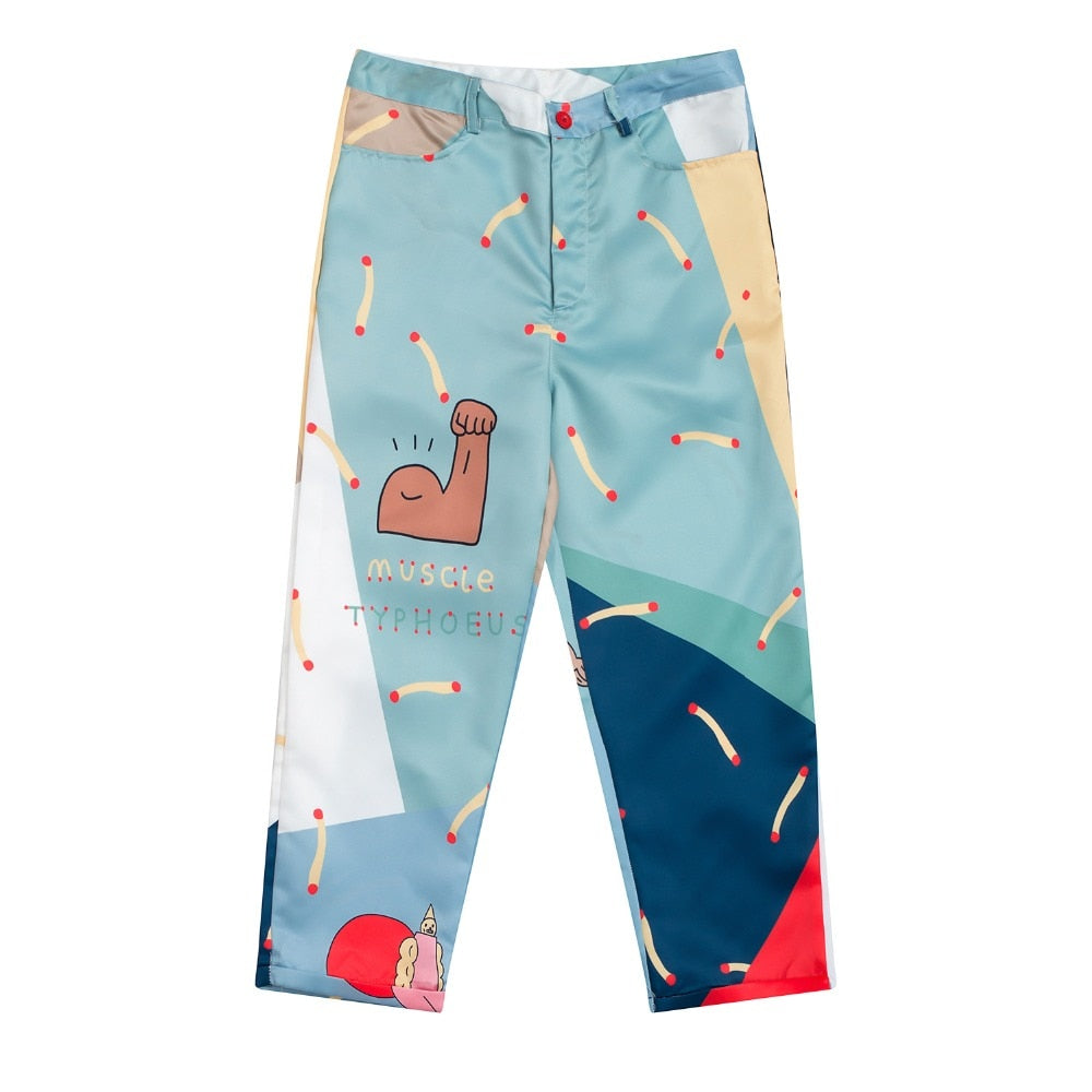 """PLAYFUL ARTY"" PANTS"