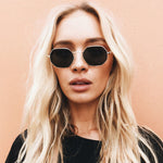 """Aesthetic Hexagon"" Sunglasses"