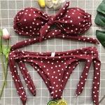 """DOT DOTS"" SWIMWEAR"
