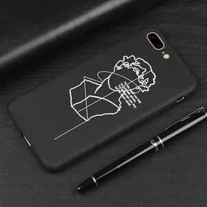 """LINE DRAWING"" IPHONE 5 TO X"