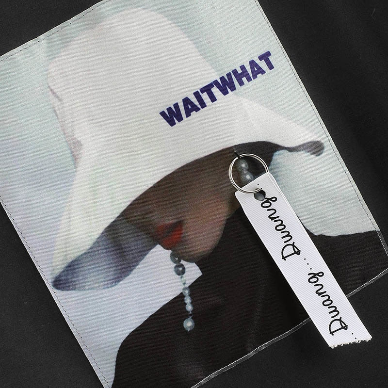 """WAITWHAT"" TEE"