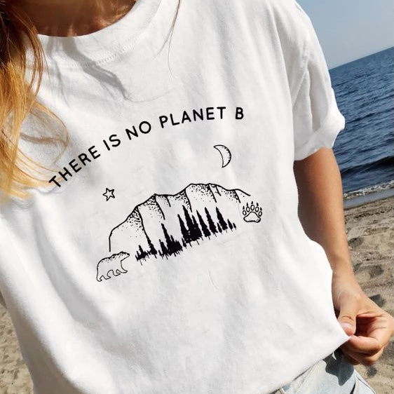"""There Is No Planet B"" TEE"